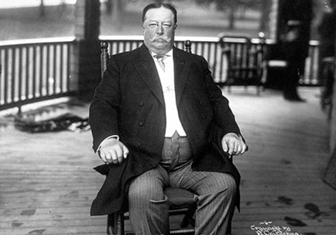 William Taft1 Presidential Manly Facts photo