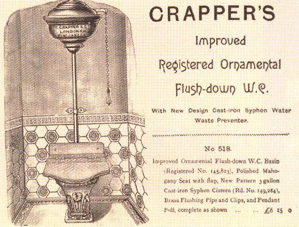 ThomasCrapper Manly Inventions: The Toilet photo
