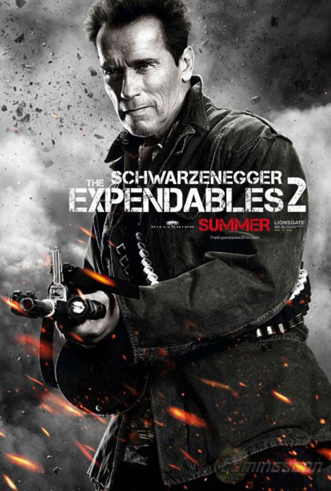 the-expendables-2-launches-12-new-posters Schwarzenegger