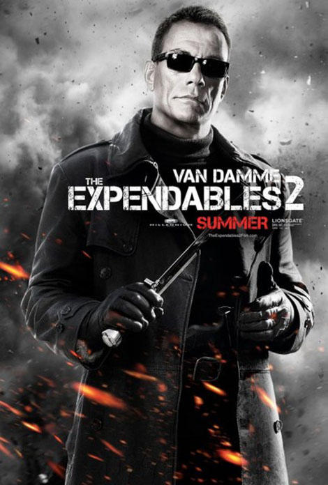 the-expendables-2-launches-12-new-posters-Van Damme