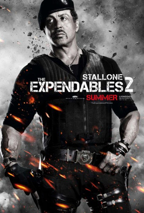 the-expendables-2-launches-new-posters stallone