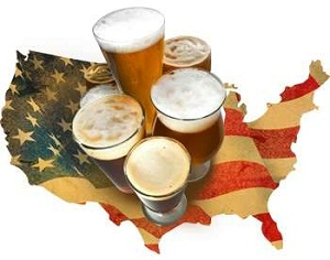 beer festival map 4th of July Beer Recommendations  photo