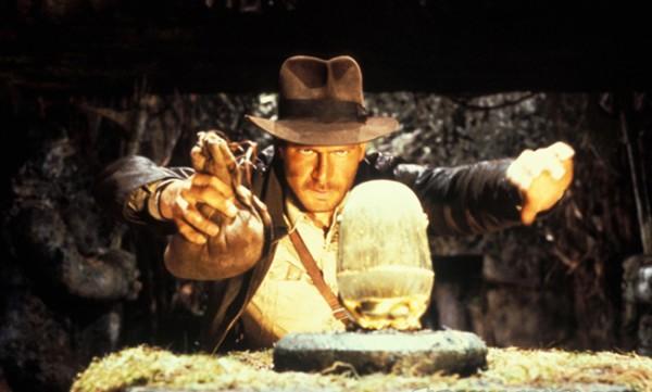 Indiana Jones Idol