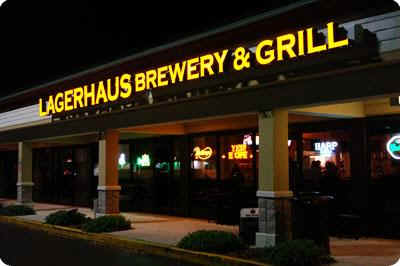 Lagerhaus Brewery & Grill Palm Harbor FL