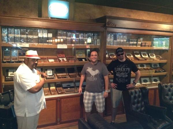 Fusion Cigar Lounge