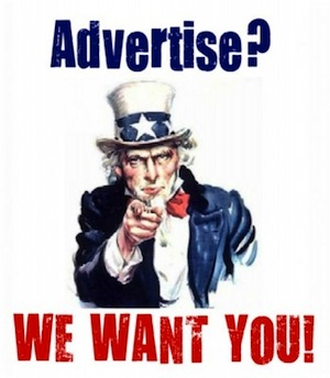 Advertise on Mandependence.com