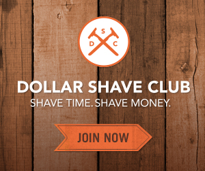 Dollar Shave Club Giveaway