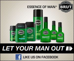 BRUT Fathers day giveaway